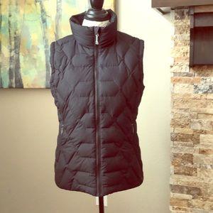 REI Black Puffy Vest